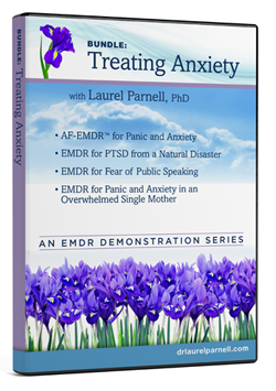 4-Video Bundle: Treating Anxiety Image